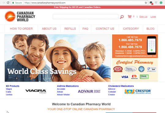 Canadianpharmacyworld