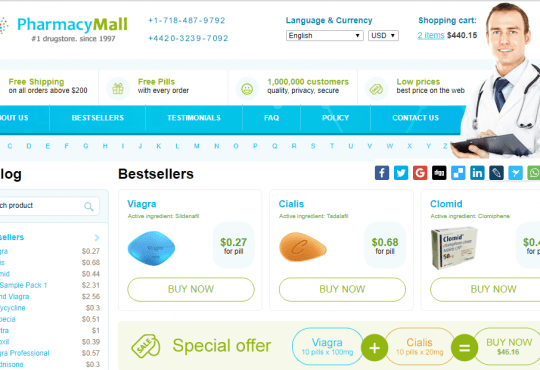 Canadian Online Pharmacy No Prescription