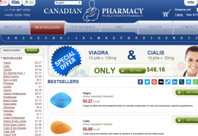 Safe Canadian Pharmacies